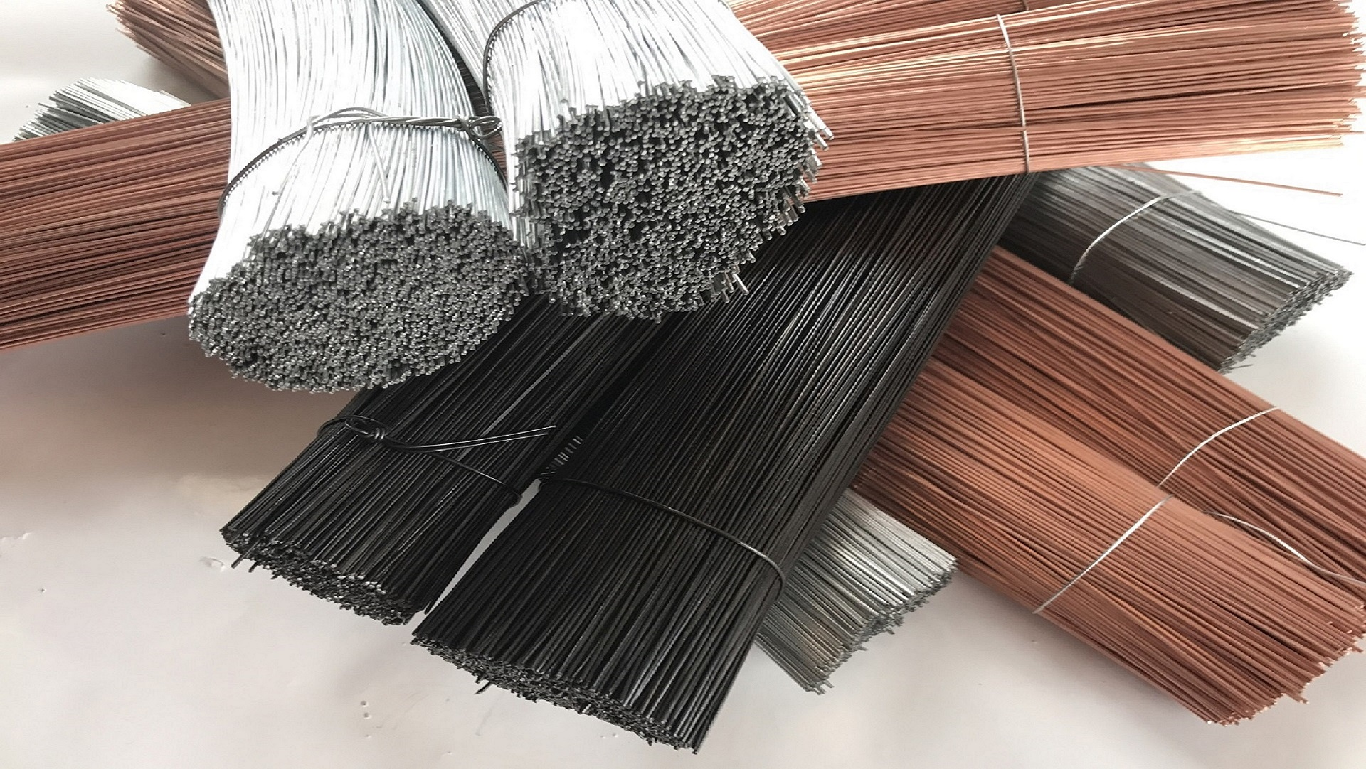 Black Annealed / Copper / Zinc Wire